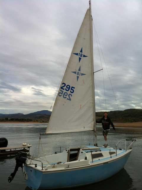 Laguna Windrose 18, 1978 sailboat