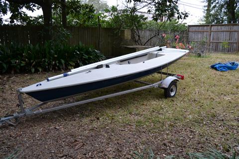 Laser, 1989 sailboat