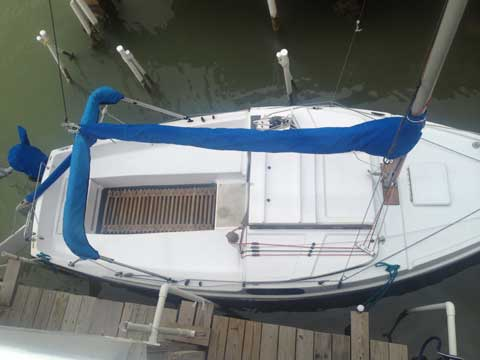 Liberty 18, 1976 sailboat
