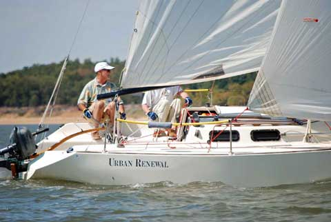 Lindenberg 22, 1989 sailboat