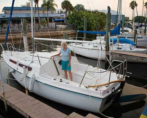 MacGregor 25, 1981 sailboat