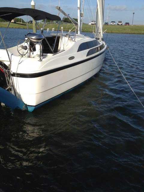 Macgregor 26 M, 2006 sailboat