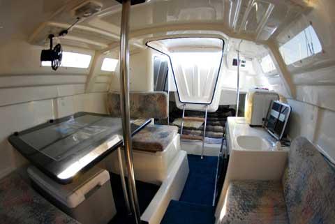 Macgregor 26x 2000 Grapevine Lake Texas Sailboat For
