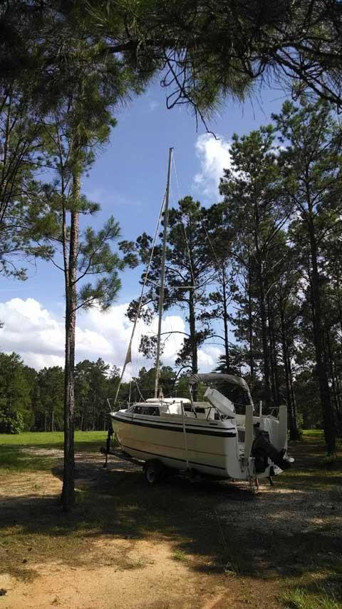 MacGregor 26x, 2000 sailboat