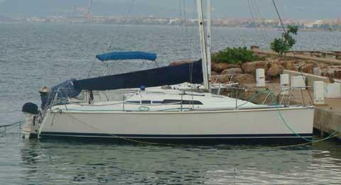 Malbec 290, 2005 sailboat