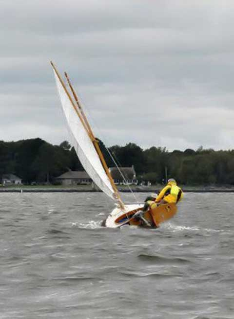 Marsh Cat, 15 ft., 1992 sailboat