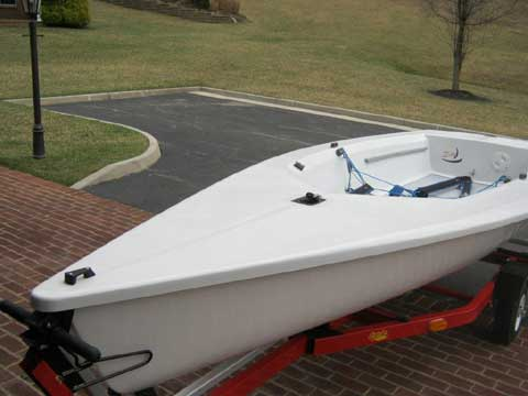 Megabyte, 2013 sailboat