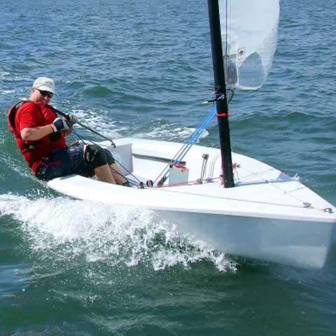 Megabyte, Mark 1, 2002 sailboat