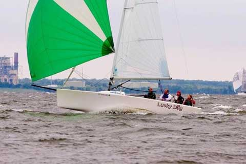 Melges 24, 1994 sailboat