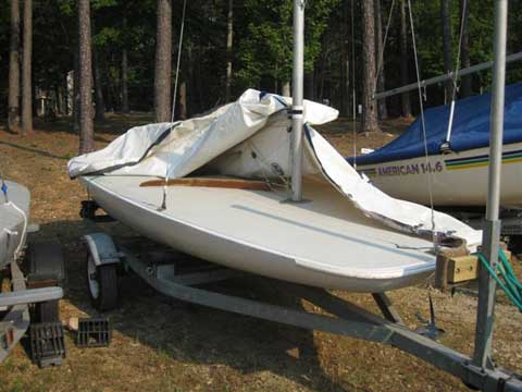 MC Scow, 1996 sailboat