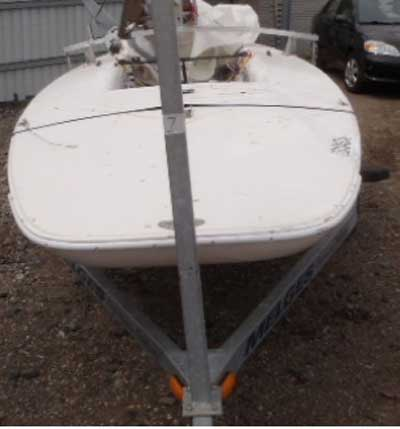 Melges MC Scow, 2009 sailboat