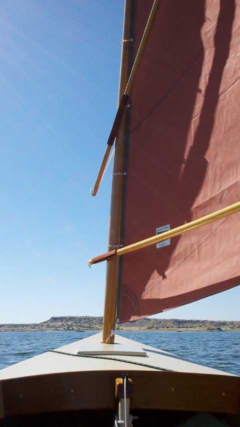 Melonseed Skiff, 2010 sailboat