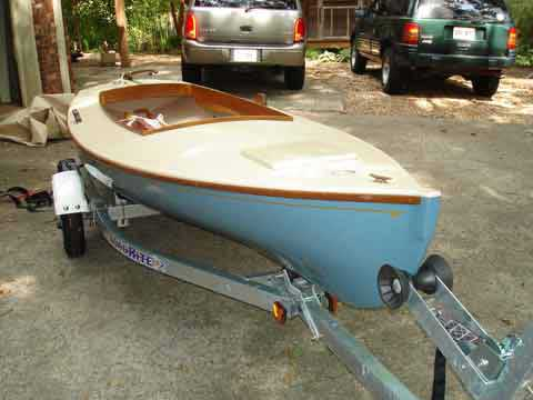Melonseed Skiff, 2006 sailboat