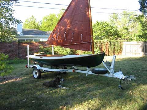Crawford Melonseed, 1993 sailboat