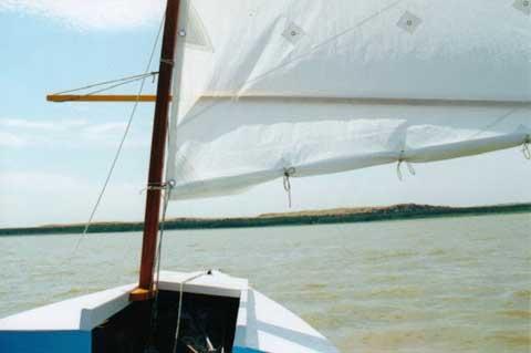 Michalak AF3, 16', 2000 sailboat