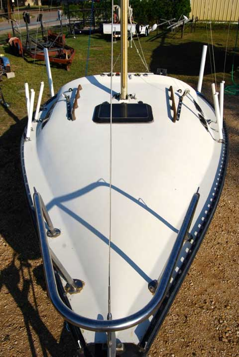 Mirage 20 Ft 1980 Lewisville Texas Sailboat For Sale