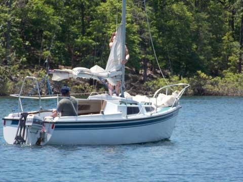 Universal Marine Montego 20, 1982 sailboat