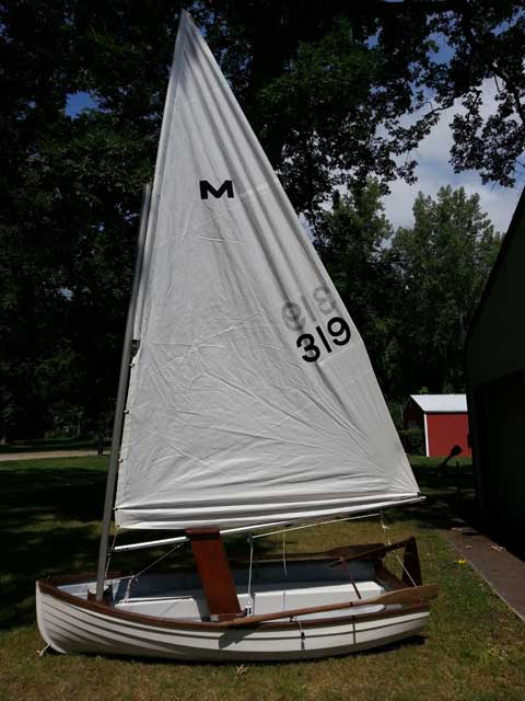 Montgomery 10, 1977 sailboat