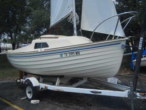 Montgomery 15, 1980 sailboat