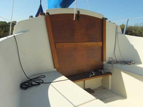 Montgomery 15, 1986 sailboat