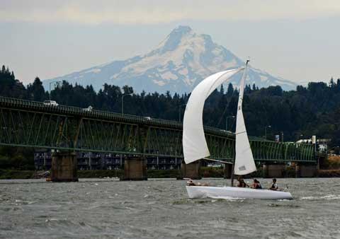 Moore 24, 1982 sailboat
