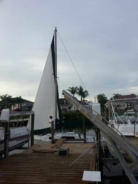 Morgan 28, 1970 sailboat