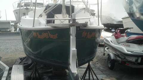 Nimble 24, 1994 sailboat
