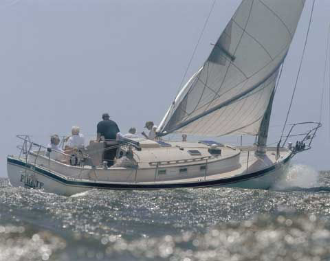 Nonsuch 30, 1987 sailboat