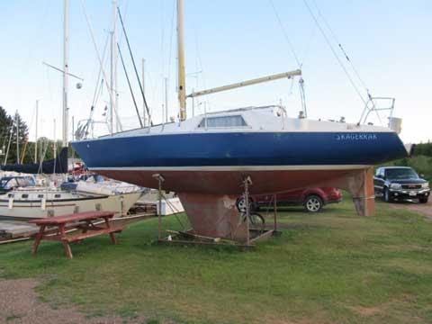 Norlin, 29.4, 1971 sailboat