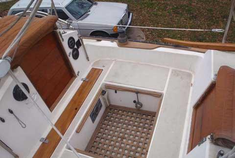 Nor'Sea 27 sailboat