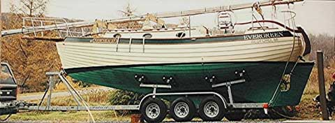 Nor'Sea 27 Cutter, 1978 sailboat