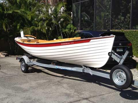 Norseboat 17.5, 2011 sailboat