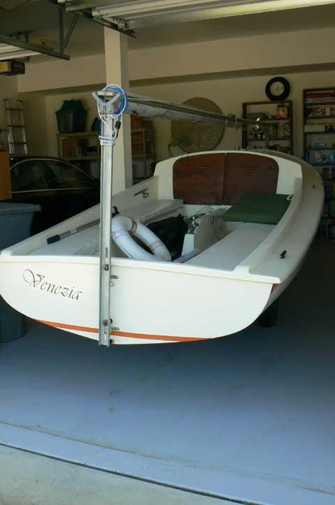 O'Day DaySailer II, 1978 sailboat