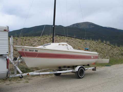 O Day 19 1980 Buena Vista Colorado Sailboat For Sale
