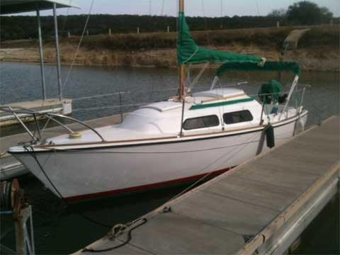 O'Day 22, 1976 sailboat