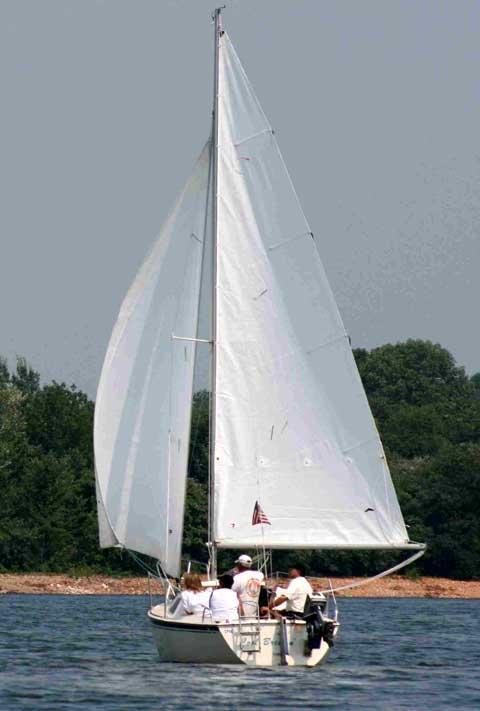 Oday 222, 1985 sailboat