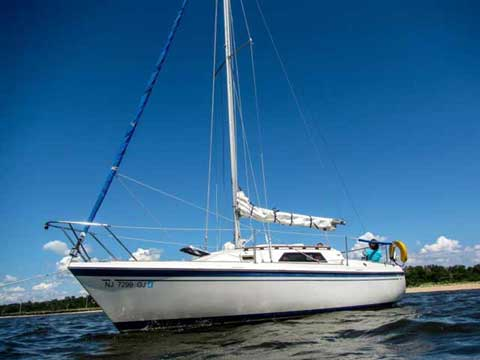 O'Day 26, 1984 sailboat