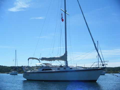 Oday 35, 1986 sailboat