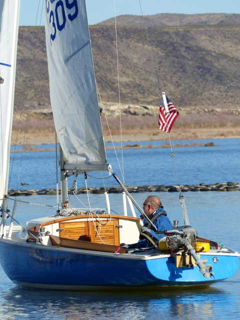 Pearson Ensign 22, 1967 sailboat