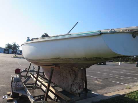 Pearson Ensign sloop, 1969 sailboat