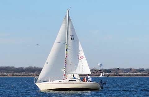 Pearson 26, 1980 sailboat