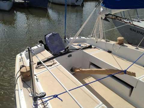Pearson 26 OD, 1975 sailboat