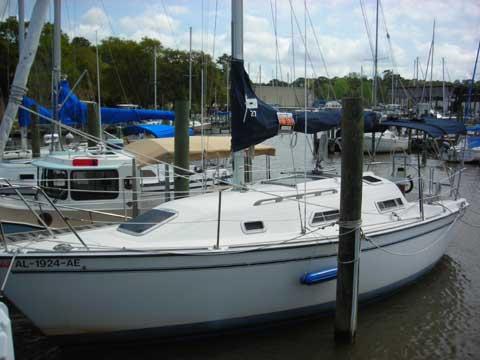 Pearson 27', 1990 sailboat