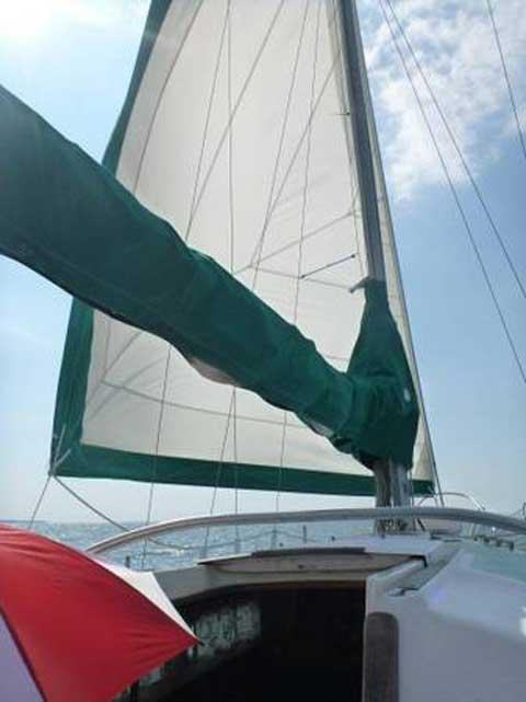 Pearson 33, 1973 sailboat