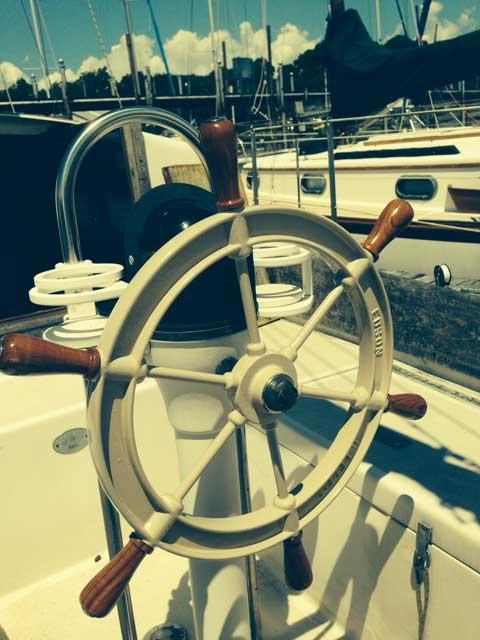 Pearson Vanguard 33, 1965 sailboat