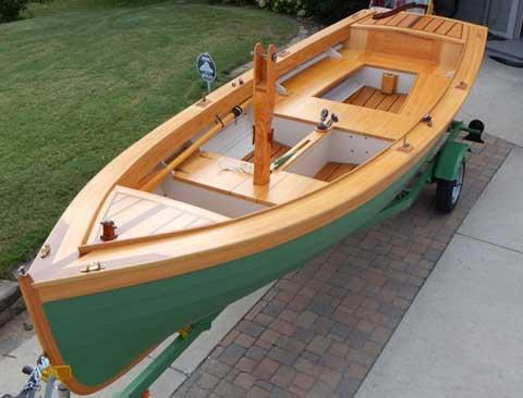 Penobscot 17, 2014 sailboat