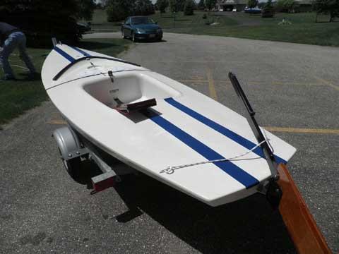 Phantom, 1979 sailboat