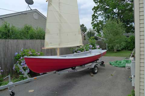 Phoenix 3, 2012 sailboat