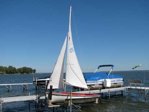 Pintail 14 ft., 1969 sailboat