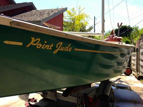 Point Jude 15 1989 Port Huron Michigan Sailboat For